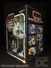 Load image into Gallery viewer, Star Wars Vintage Scout Walker Vehicle Display Case