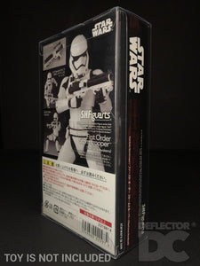 Star Wars Bandai S.H. Figuarts First Order Stormtrooper TFA Display Case