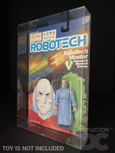 Load image into Gallery viewer, Harmony Gold Robotech Figure Display Case