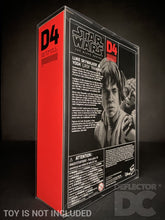 Load image into Gallery viewer, Star Wars TESB 40th Anniversary Luke Skywalker & Yoda Display Case