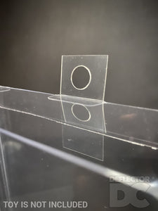 Display Case Hang Tabs