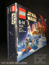 Load image into Gallery viewer, Lego Advent Calendar Display Case
