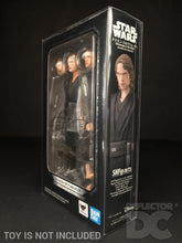 Load image into Gallery viewer, Star Wars Bandai S.H. Figuarts Anakin Skywalker ROTS Display Case