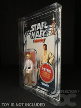 Load image into Gallery viewer, Star Wars Retro Collection 3.75 Inch Figure Display Case
