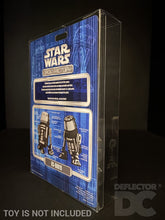Load image into Gallery viewer, Star Wars Disney Parks Droid Factory 3.75 Inch Figure MOC Display Case