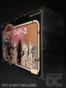 Star Wars Vintage Mini Rig (With Flap) Display Case