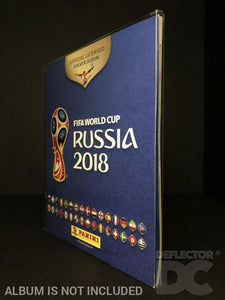 Panini Football World Cup Album Display Case