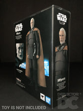 Load image into Gallery viewer, Star Wars Bandai S.H. Figuarts Count Dooku AOTC Display Case
