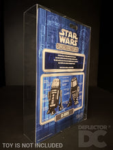 Load image into Gallery viewer, Star Wars Disney Parks Droid Factory Figure Display Case