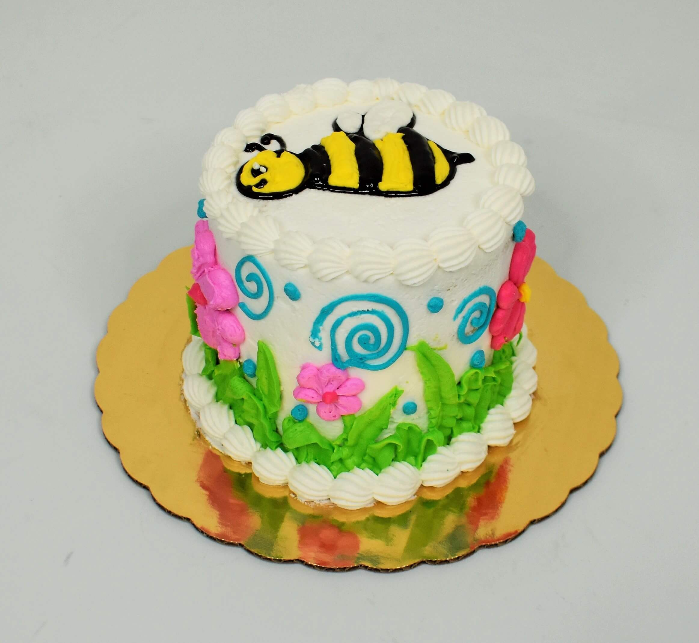 Busy Bee Cake