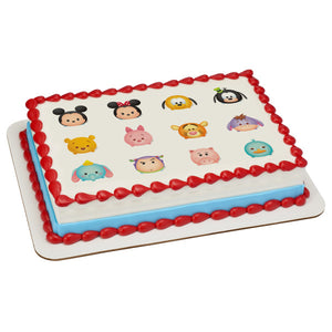 MaArthur's Bakery Custom Cake with Tsum Tsum Totes, 12 Pictures