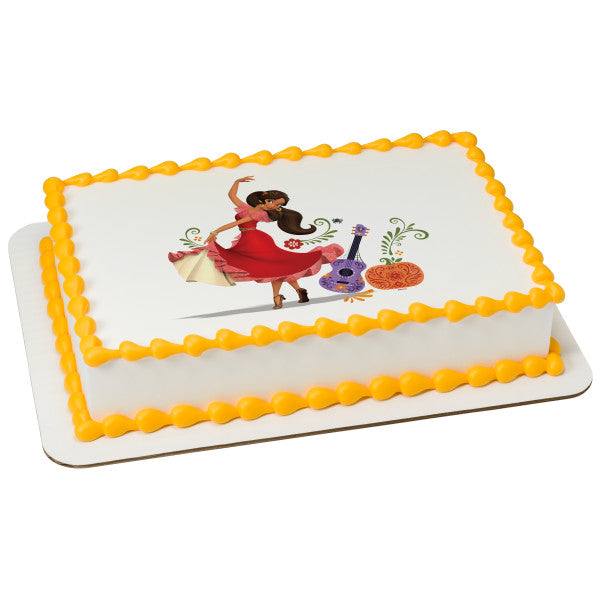 McArthur's Bakery Custom Cake Elena of Avalor