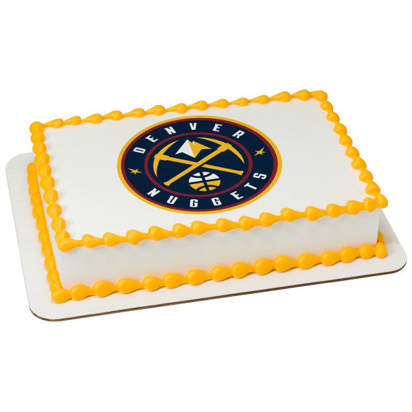 McArthur's Bakery Custom Cake Denver Nuggets