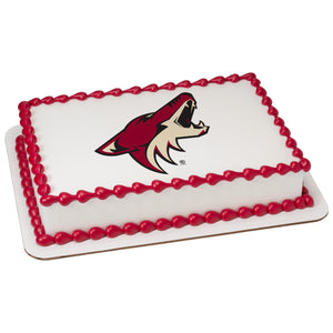 Arizona Coyotes Cake