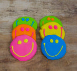 Smiley Face Cookies (6 pack)