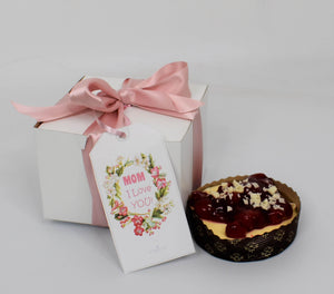 Individual Cheesecake Gift Set
