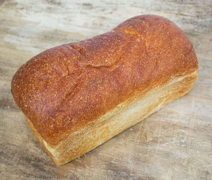 Cream Bread (Loaf)