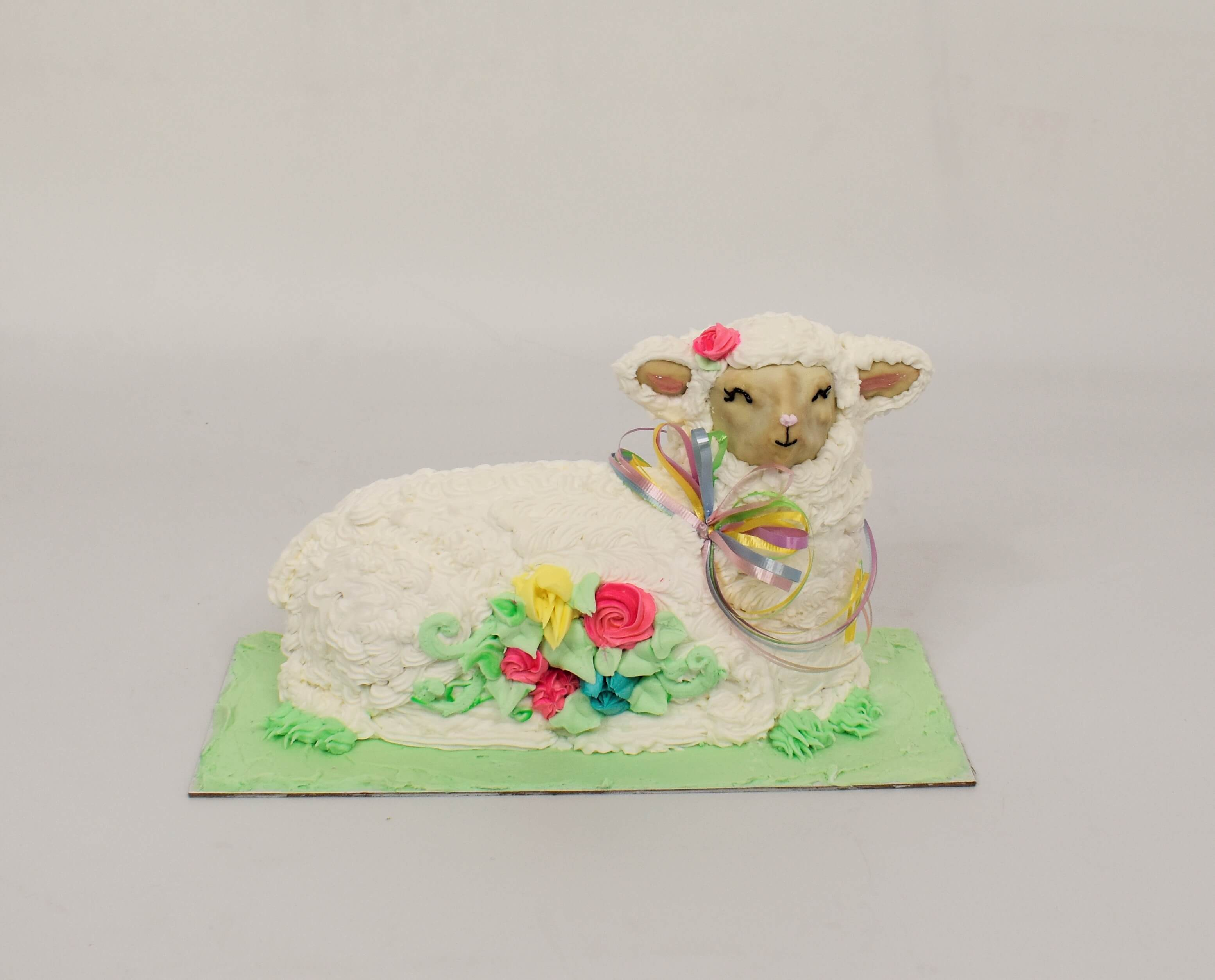 Easter Family Bundle - Classic Lamb Cake