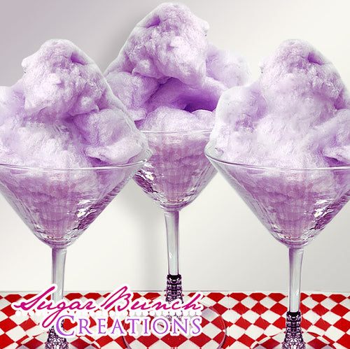 Cotton Candy Martinis