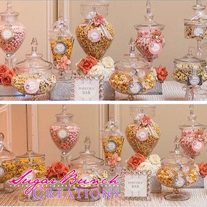 Popcorn Buffet Packages