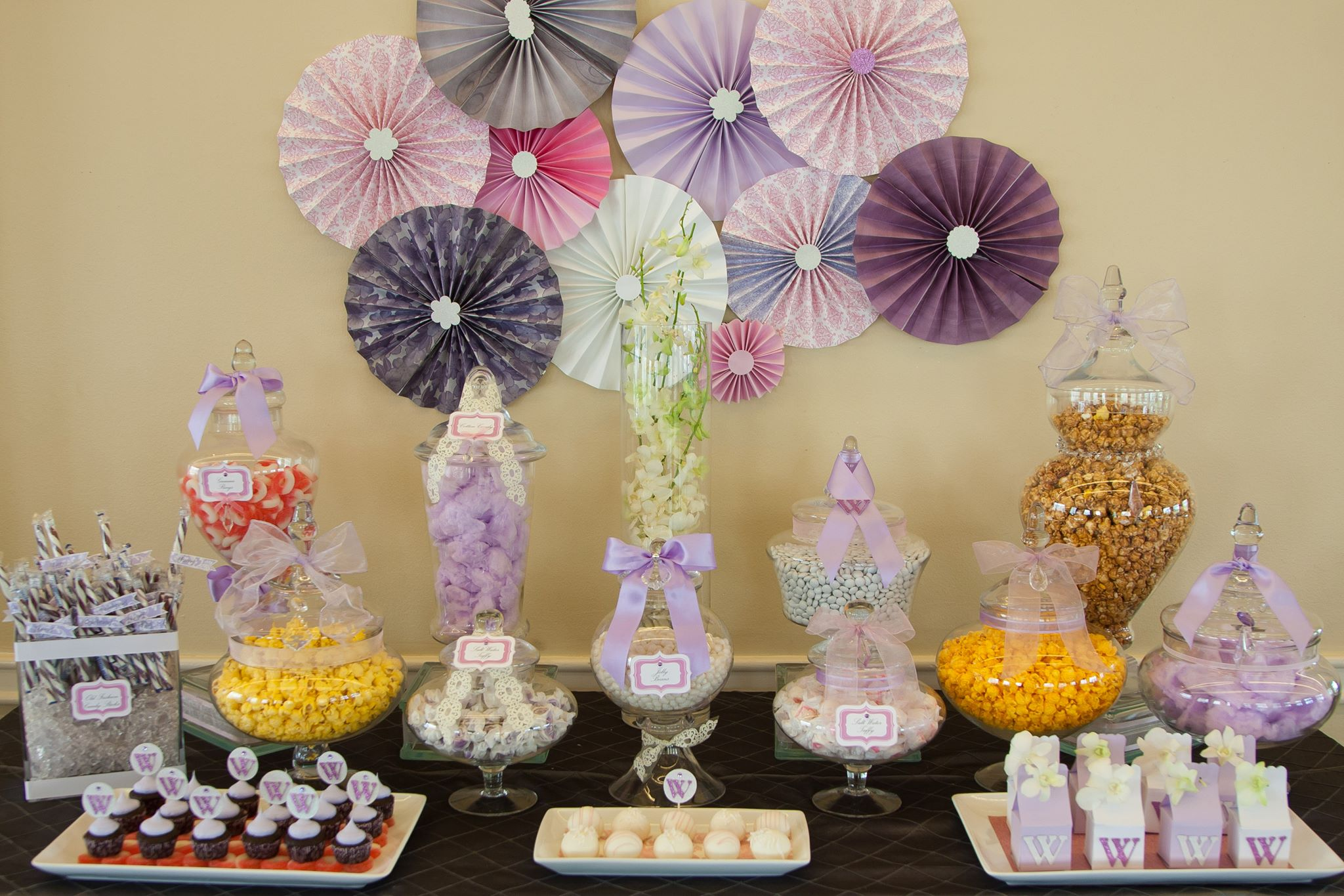 Intimate Events Candy Buffet Packages