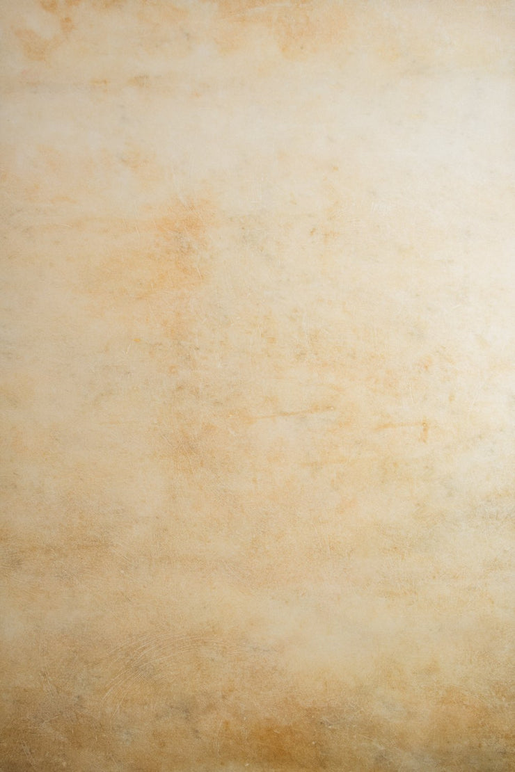 Super-Thin & Pliable Golden Yellow Marble Photography Backdrop 2 ft x 3 ft, Lightweight, Moisture & Stain-Resistant