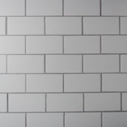 20-inch x 20-inch The Most Realistic Subway Tile Photography Backdrop 3 mm thick Physical Board, Lightweight, Moisture & Stain-Resistant