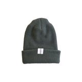 2-Way Folded Beanie | Concrete Grey