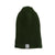 2-Way Folded Beanie / Olive Green