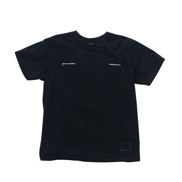 RT Organic Tee | Pirate Black