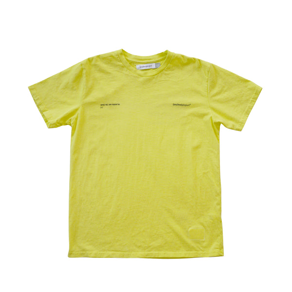 RT Organic Tee | Lemonade