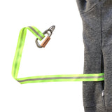 Signature Tri-blend Pullover | Heather Grey / Volt Yellow