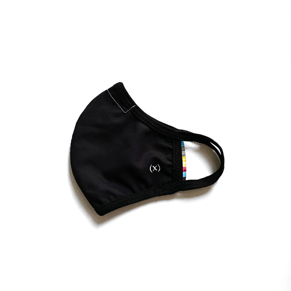 Tech Viroblock Mask | Jet Black