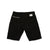 New Standard Cut-Off Shorts | Jet Black