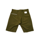 New Standard Cut-Off Shorts | Olive Green