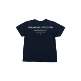 mini multee™ Dream Big Toddler Tee  | Jet Black