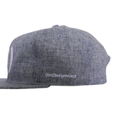 (multee)project x Ebbets Field Flannels® (x) Snapback | Heather Grey