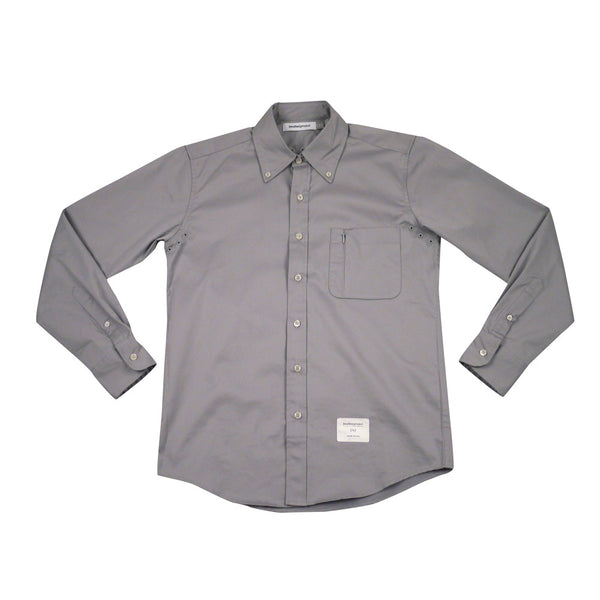 New Standard B.D. Shirt | Slate Grey