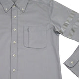 New Standard 3M™ Reflective Stripes Shirt | Slate Grey