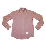 New Standard B.D. Shirt | Micro Red
