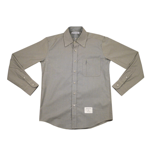 New Standard B.D. Shirt | Micro Grey