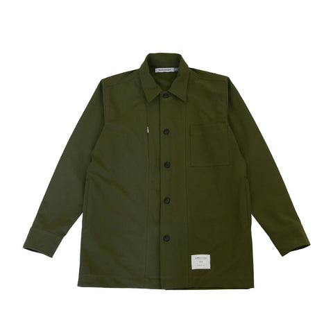 New Standard Utility Jacket | Olive Green