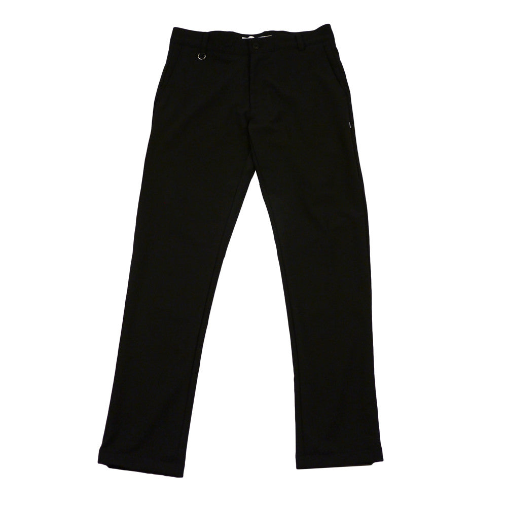 New Standard Trousers | Jet Black
