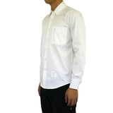 New Standard B.D. Shirt | True White