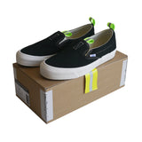OG Classic Slip-On Custom by (multee)project | Black / Volt