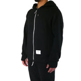 Signature Tri-blend Zip up | Pirate Black