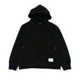 Signature Tri-blend Pullover | Pirate Black