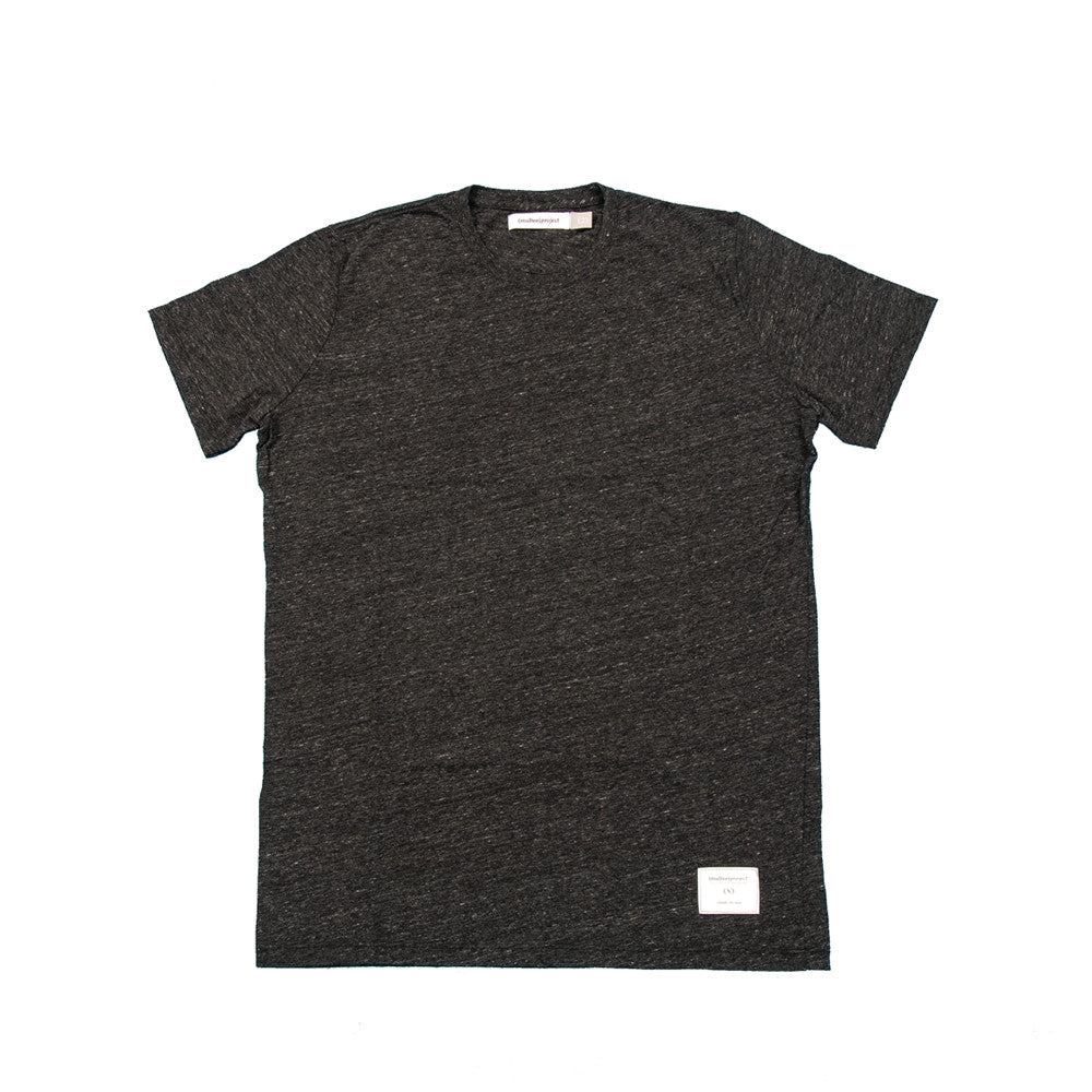 Signature Tri-blend Tee | Charcoal Heather