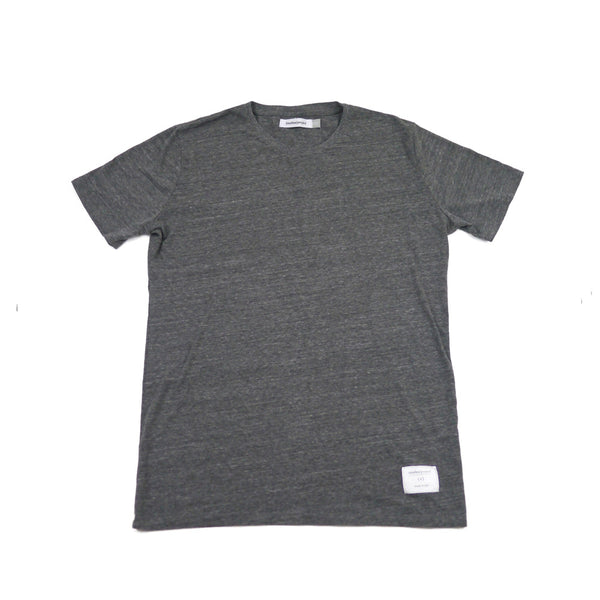 Signature Tri-blend Tee | Heather Grey
