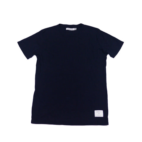 Signature Tri-blend Tee | Navy